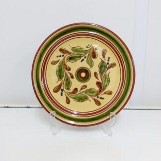 Aunes keramikk asjett