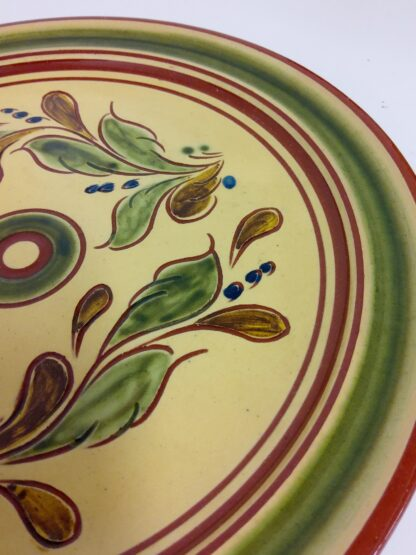 Aunes keramikk asjett 3