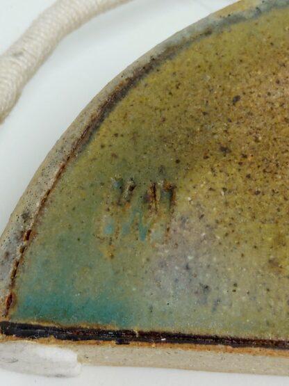 Håndlaget keramikk katt 4