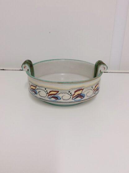 Håndlaget skål i keramikk 1