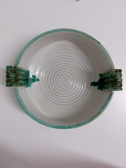 Håndlaget skål i keramikk 2