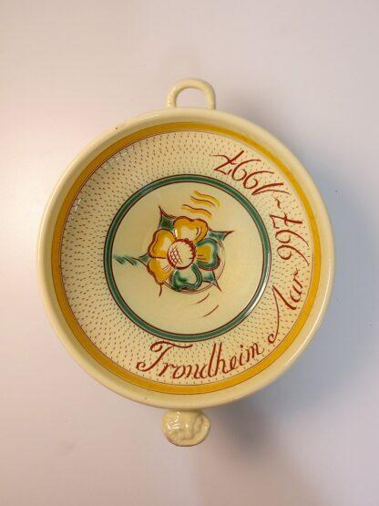 Potteriet Røros skillingsskål 1