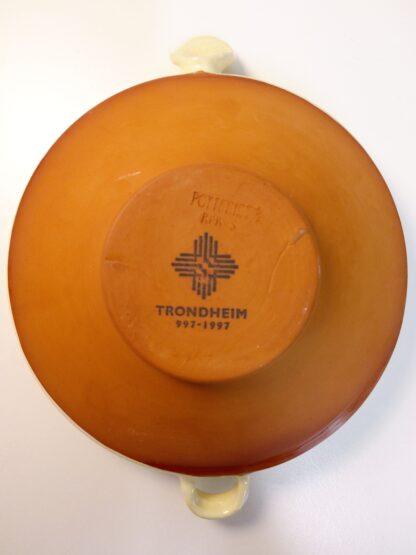 Potteriet Røros skillingsskål 2