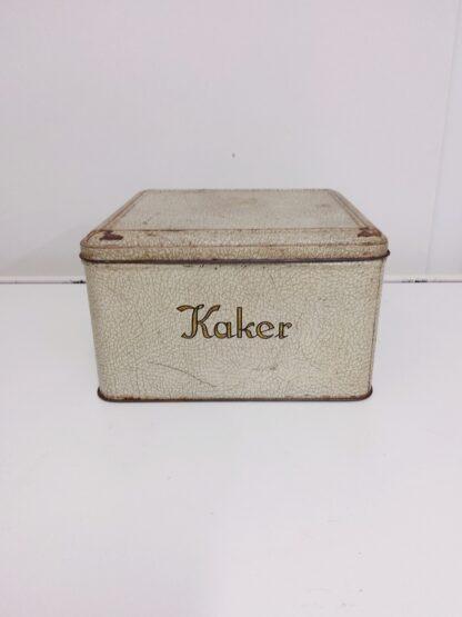 Vintage kakeboks nr3