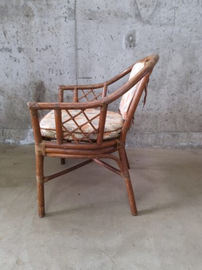 Vintage Manilla stol 3