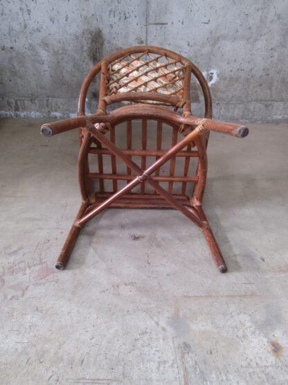 Vintage Manilla stol 5