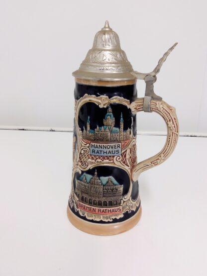 Vintage Marzi og Remy ølkrus 3030 3