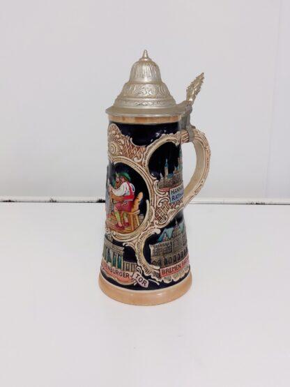Vintage Marzi og Remy ølkrus 3030