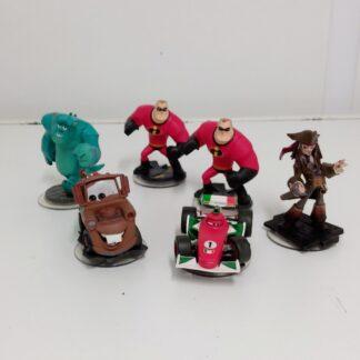 Disney infinity 6 spillfigurer