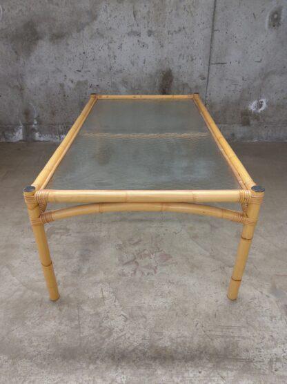 Vintage Manilla glassbord 1