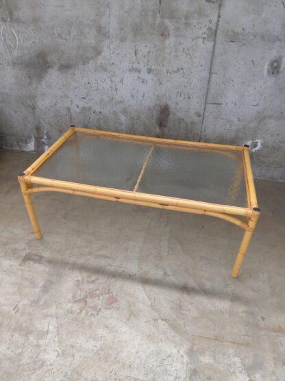 Vintage Manilla glassbord
