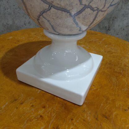 Stor bordlampe i porselen 2