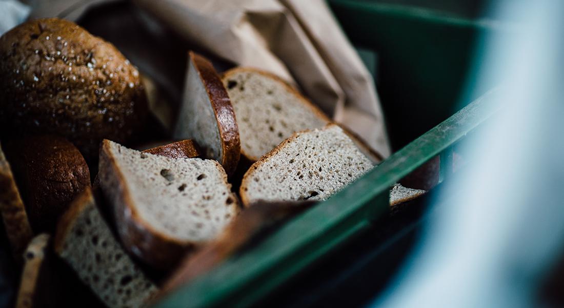 Gammelt brød