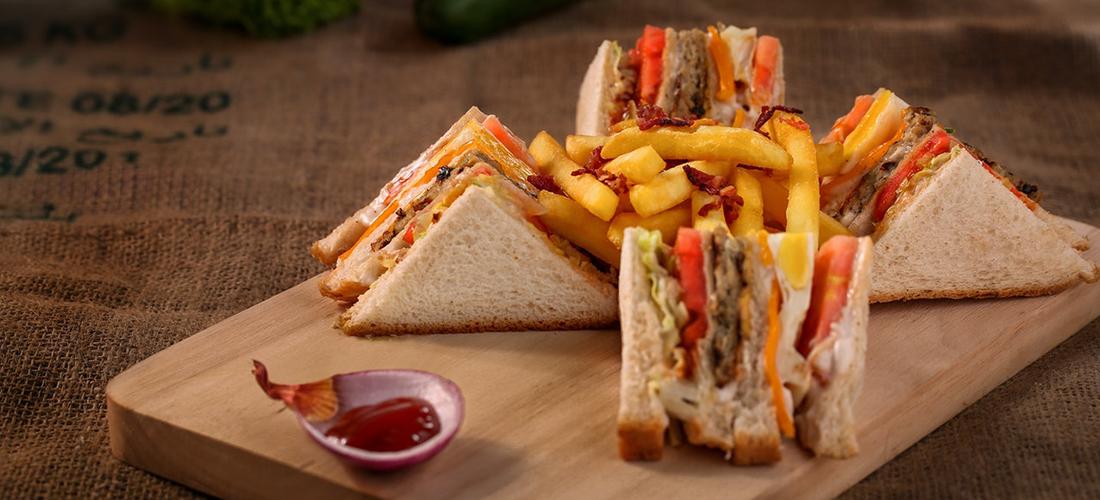 Lun Club Sandwich